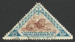 Mozambique Company, 45 C. 1937, Scott # 182, Used - Mosambik