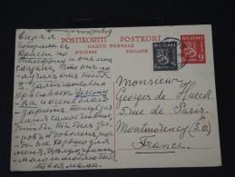 FINLANDE - Lettre Pour La France Par Avion - Détaillons Collection -  Lot N° 5424 - Finland