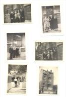 JUPILLE / Liège - Lot De 16 Photos ( +/- 6 X 9 Cm)  + 1 Photo Carte 1948 Ou 1949 (sf 77) - Places