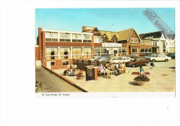 St Ives Hotel - St Annes - Animation Voitures - - St.Ives