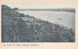 Africa--Soudan Français--1931--Les Rives Du Niger--Exposition Coloniale De Paris - Exposiciones