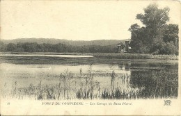 60  COMPIEGNE       Les Etangs De Saint Pierre - Compiegne