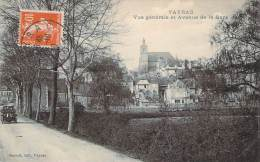 46 - Vayrac - Vue Générale Et Avenue De La Gare (automobile) - Vayrac
