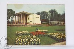 Iran Postcard - The Pavilion Of Iran - Posted 1958 - Irán