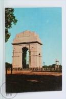 India Postcard - India Gate, New Delhi - India