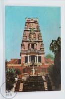 India Postcard - Jhoola In The Garden - India