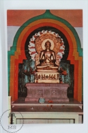 India Postcard - Lord Buddha In Budh Vihar - India