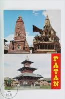 Nepal Postcard - Patan - Nepal