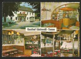 PITTEN Niederösterreich Neunkirchen Gasthof EDELWEISS TENNE 1990 - Pitten