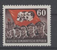 DDR Michel No. 352 X II ** postfrisch
