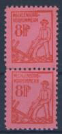 SBZ Mecklenburg Vorpommern Nr. 11 y ** postfrisch Paar / gepr�ft Kramp BPP