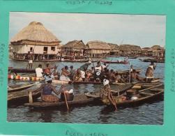 DAHOMEY VILLAGE LACUSTRE GANVIE - Dahomey