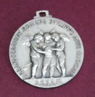 Medaglia O.R.S.A.M. - Organizzazione Romana Sviluppo Arte Musicale 1972 - XIV Rassena Nazionale Di Polifonia Vocale - Italia