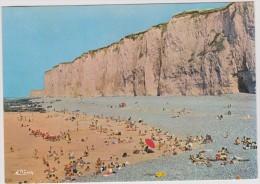 Seine  Maritime :  VEULES   Les   ROSES    : Vue    1974 - Veules Les Roses