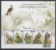 Belgie 2010 Vogels / Buzin Blok ** Mnh (F3172) - 1985-.. Birds (Buzin)