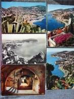 VILLEFRANCHE SUR MER / JOLI LOT DE 21 CARTES / TOUTES LES PHOTOS - Cartes Postales