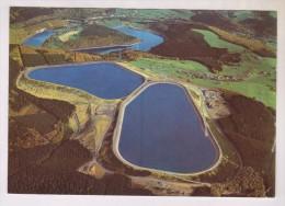CPM COO TROIS PONTS, CENTRALE D ACCUMULATION DE L ENERGIE PAR POMPAGE - Trois-Ponts