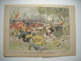LE PELERIN 1136 De 1898. AU SOUDAN, TROUPES DE SAMORY, EN DEROUTE. AMBASSADEURS ABYSSINIENS. MANIF DREYFUS. FACHODA.... - Books, Magazines, Comics