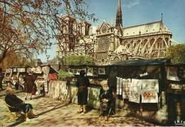 COMMERCE  LES BOUQUINISTES PARIS 571 NOTRE DAME EDIT. CHANTAL - Autres