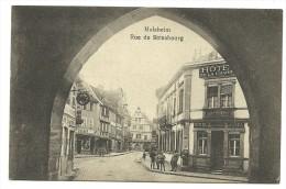 Rue De Strasbourg-Molsheim - Molsheim