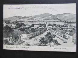 AK STETTELDORF Am Wagram B.Korneuburg 1910  /// D*15689 - Korneuburg