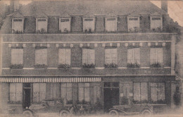 76 - YVETOT / HOTEL DU CHEMIN DE FER - Yvetot