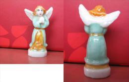 f�ve  Ange  - s�rie   Sainte Marie et ses rois 3 ( �mail )  - ann�e 1999  -  f�ves - rare