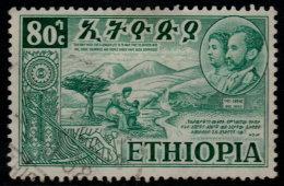 ~~~ Ethiopie 1952  - Eritrea And Ethiopie - Mi. 323 (o) - Cat. 4.50 Euro ~~~ - Ethiopië