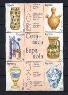 ESPAGNE    Neuf **   Y. Et T.    N° 2506 / 2511       Cote: 3,30 Euros - 1981-90 Ungebraucht