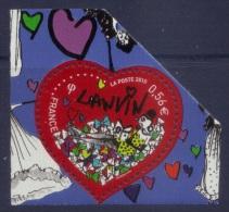 4431 Coeur Lanvin Du Bloc (2010) Neuf** - Unused Stamps