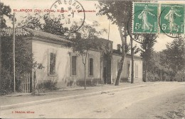 EL ANCOR. LA GENDARMERIE - Algerien
