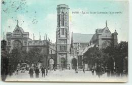 DEP 75 PARIS LOT DE 5 CARTES D'EGLISE - Sets And Collections