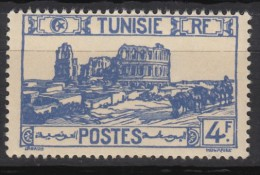N° 286 - X X - ( C 894 ) - Tunisia (1888-1955)