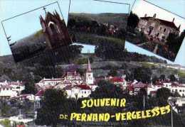 21  Souvenir De FERNAND VERGELESSES - France