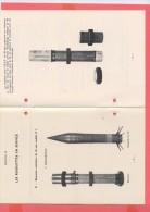 Réglement Sur L´armement De L´infanterie : Les Roquettes 2nd Parties Additif - Books