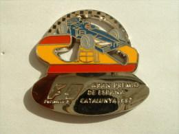 Pin´S FORMULE 1 -  GRAND PRIX D'ESPAGNE 1997 - F1