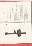 Réglement Sur L´armement De L´infanterie : Le Lance Roquette Antichar De 73mm - Francese