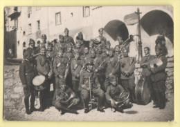 Fanfara Dei Carabinieri  Foto Fine Anni 20/30 - War, Military