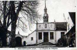 21  MOUTIER SAINT JEAN La Chapelle De L'Hopital, Au Pays De Catherine Laboure - Frankreich