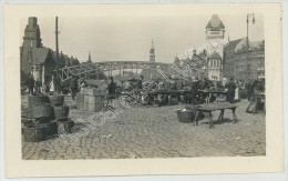 Coblence. Koblenz. Marché. 1910-20. - Lieux