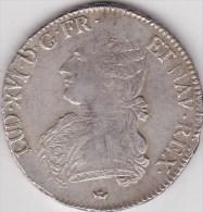 PIECE DE MONNAIE ECU  LOUIS XVI 1787 M - 987-1789 Royal