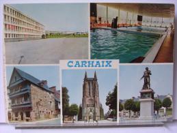 29 - CARHAIX - MULTIVUES - Carhaix-Plouguer