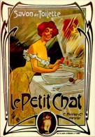 LE  PETIT  CHAT  / CHAT   / LOT 1277 - Publicité