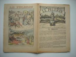 LE PELERIN 1052 De 1897. PROCESSIONS DES PARISIENS LE DIMANCHE GRAS. CARICATURE SUR LES CROISADES. THEATRES. ANGLAIS.... - Livres, BD, Revues