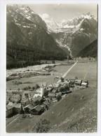 SWITZERLAND - AK 225669 Casaccia - Bergell - GR Grisons