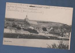 51 MARNE - CP CUMIERES ( CHAMPAGNE ) - VUE GENERALE - SUISSE LETE EDITEUR N°2 - ECRITE 1917 MILITAIRE - Altri Comuni