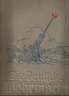 Die Deutsche Wehrmacht Zigarettenbilder-Album