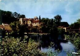 Belle  CPSM  -  Sourzac  -  L ´Eglise St Pierre       G522 - Autres Communes