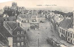 59 CASSEL VUE GENERALE MOULINS - Cassel
