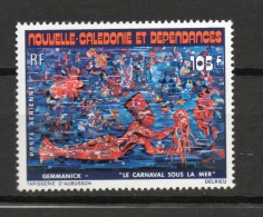 NOUVELLE CALEDONIE  PA N° 185  NEUF SANS CHARNIERE COTE  7.00€  TAPISSERIE  CARNAVAL - Neufs